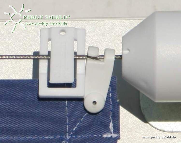 Retentores de ganchos 4x para todos os toldos de sol for Ganchos para toldos